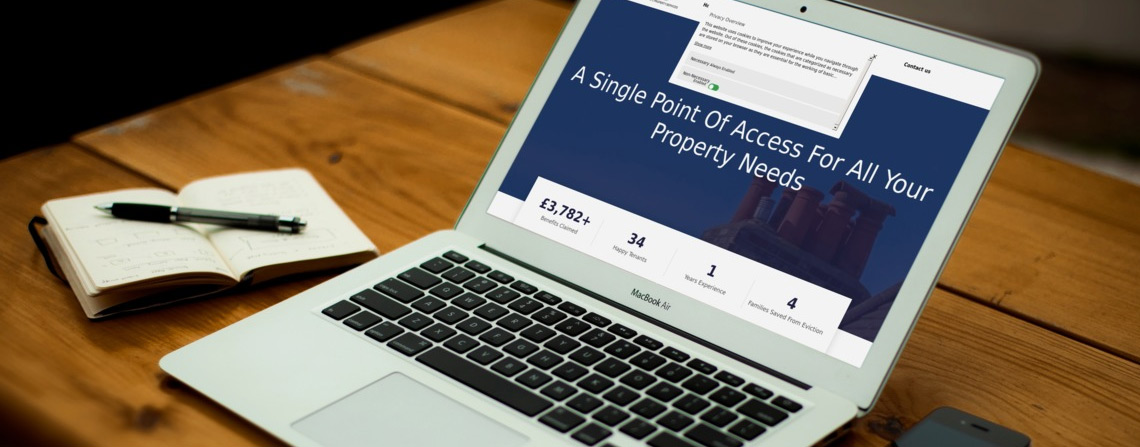 Wordpress Property Website Design