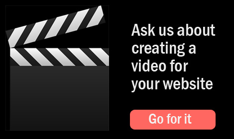 Website video creation services